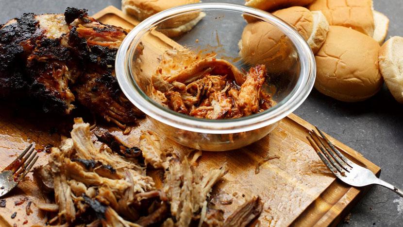 Pressure cooker meals: Pulled pork