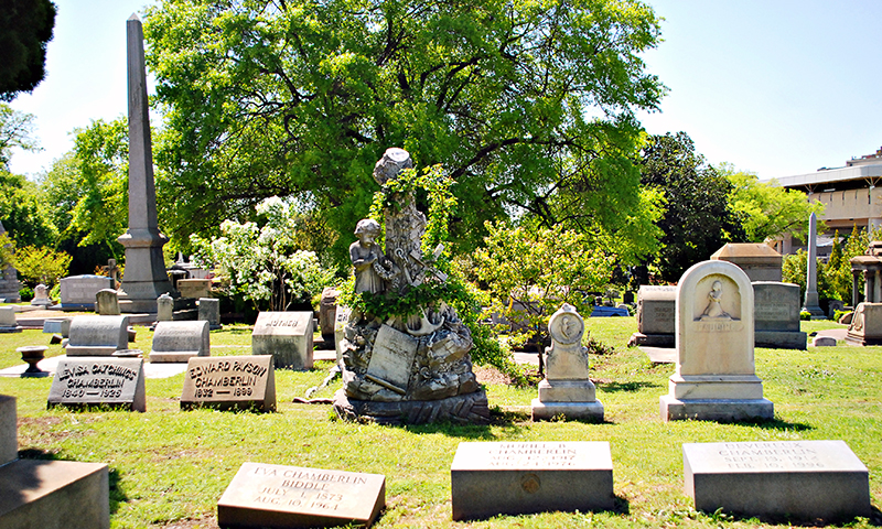 Experience local history at Oakland Cemetery's Sunday in the Park.