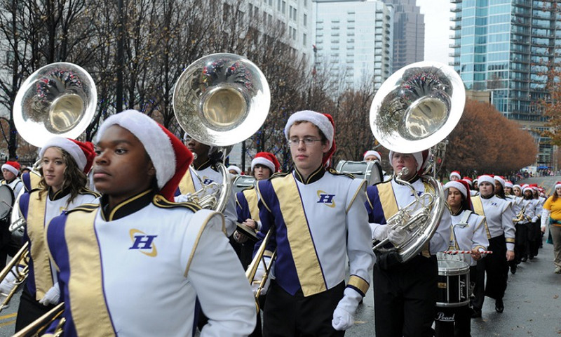 Children's Healthcare of Atlanta's annual parade is the largest in the Southeast.