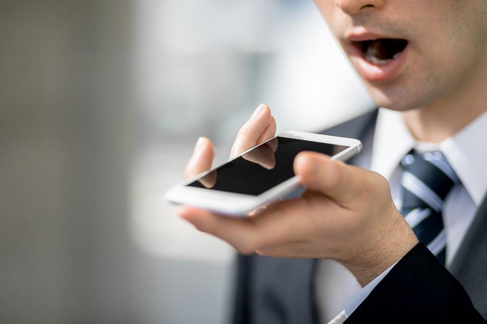 メインビジュアル : ボイスコントロールはモバイル決済の主流になるか?