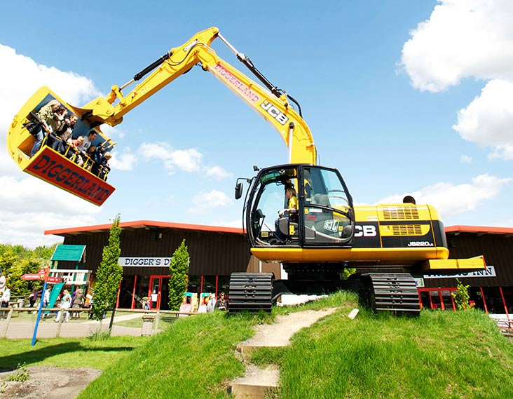 Spindizzy at Diggerland