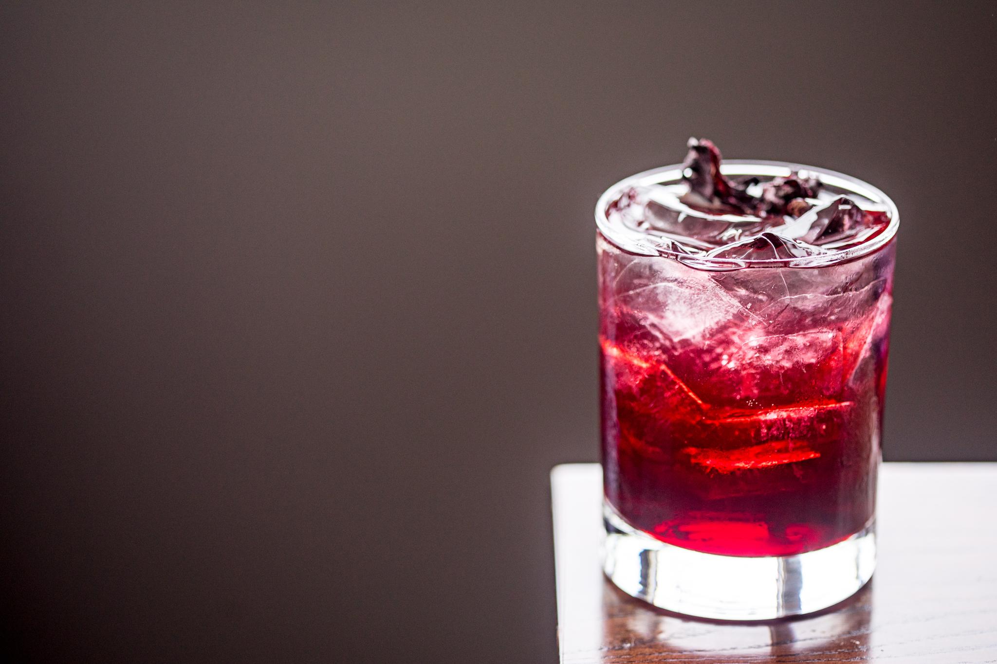 O-ku Hibiscus Ginger Tea