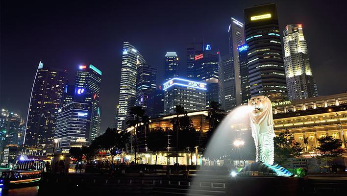 メインビジュアル : アジア最大の可能性を秘める都市シンガポールの「共創」とは