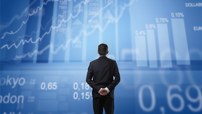 メインビジュアル : Fintechの進展で、今「何が起っているのか」