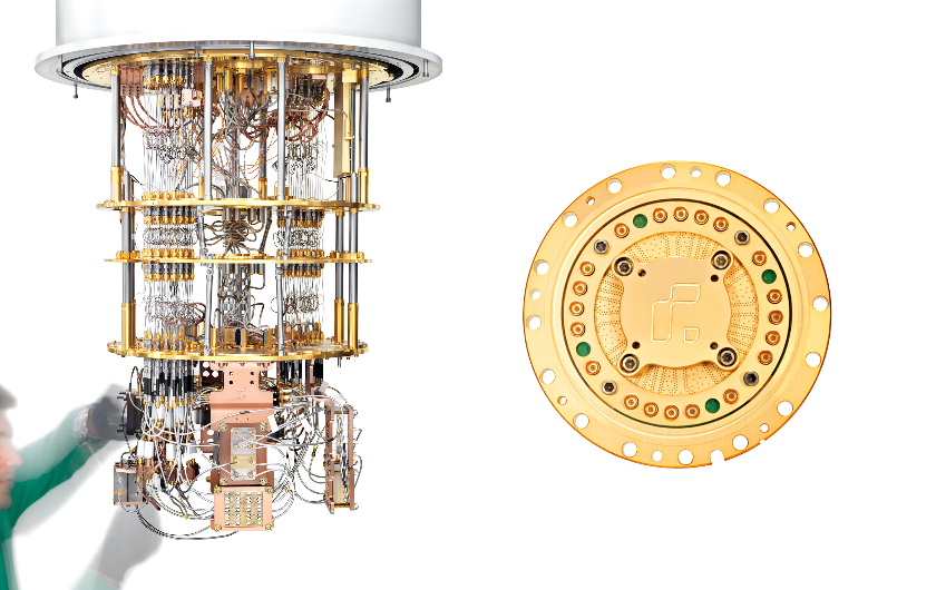 Main visual : Calculating Quantum Computing's Future