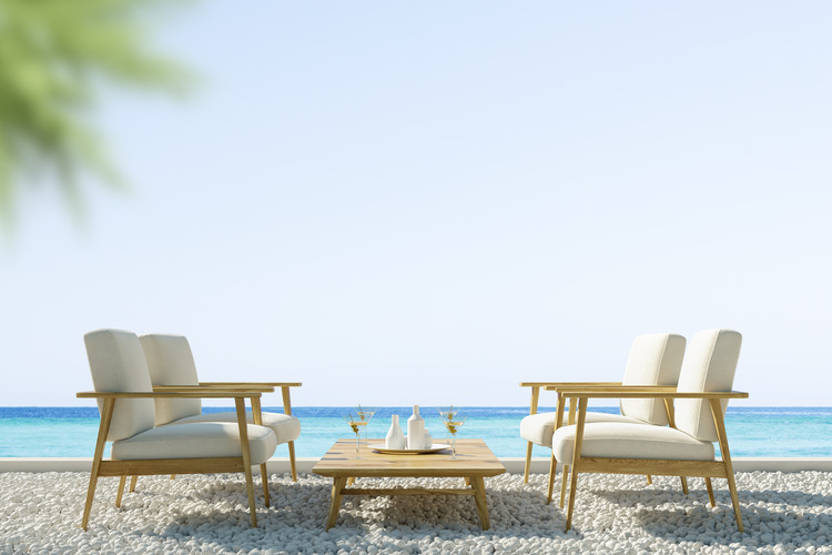 Great Places to Retire Near the Beach