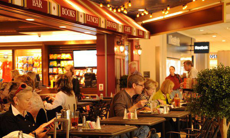 Cafe Intermezzo is a local favorite for its European ambiance and extensive offerings of coffee and pastries.