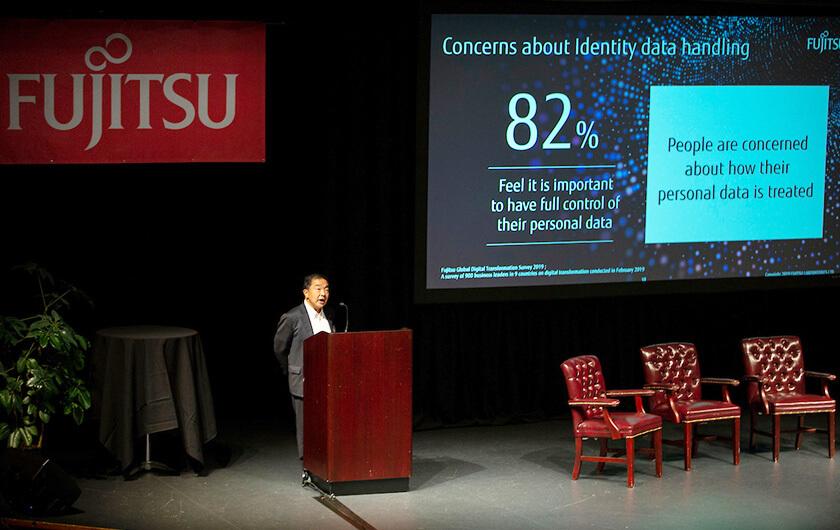 メインビジュアル : 個人データ保護とデータ利活用の共存を求めて 次世代技術が作る「ユーザーが個人データを制御する社会」
