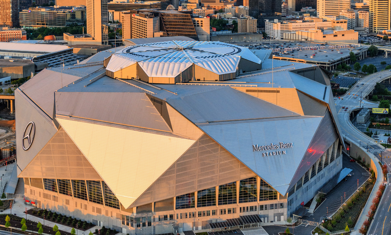 A lot has changed since the last time ATL hosted a Super Bowl. (Gene Phillips, AtlantaPhotos.com)