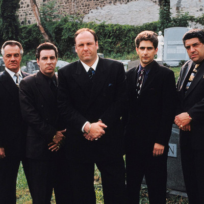 Pandemic couldn't derail new 'Talking Sopranos' podcast
