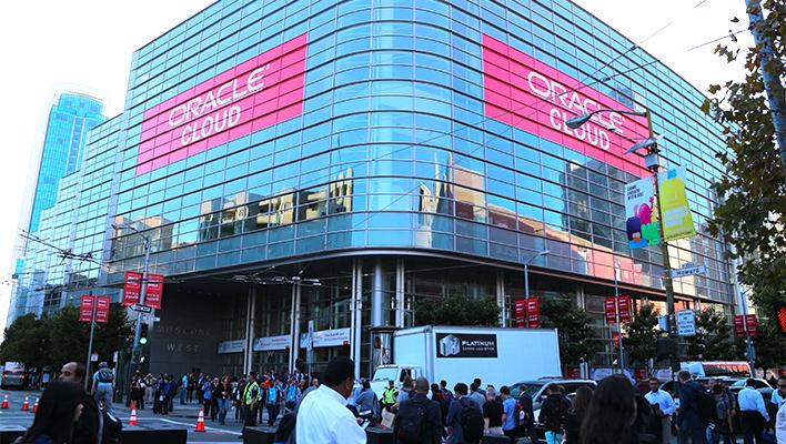 メインビジュアル : 「Oracle OpenWorld 2016」イベントレポート