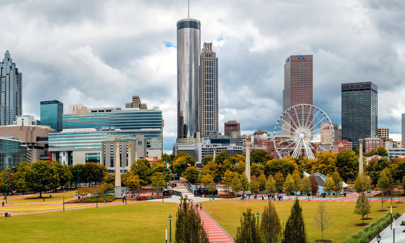 Atlanta has something to do for free every day of the week. And more. (📷 Gene Phillips, AtlantaPhotos.com)