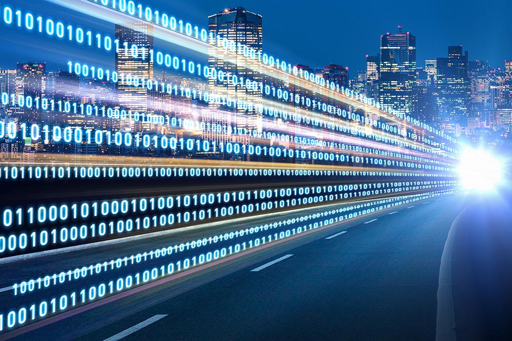 """メインビジュアル : データ処理の""""リアルタイム性""""が求められる今、企業と社会の変革を導く最先端テクノロジーとは"""