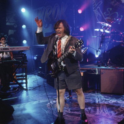 Jack Black Is The Best Rocker In All of Cinema