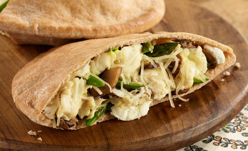 fresh-asparagus-and-veggie-filled-pita-recipe