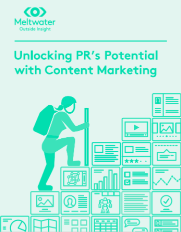 PR and content marketing ebook