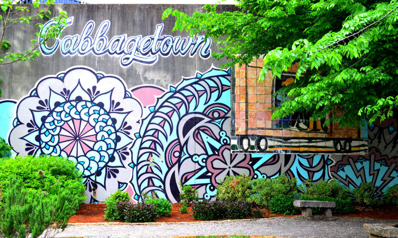 Public art has become a big part of Atlanta, with large installations all over the city. (Lisa Panero)