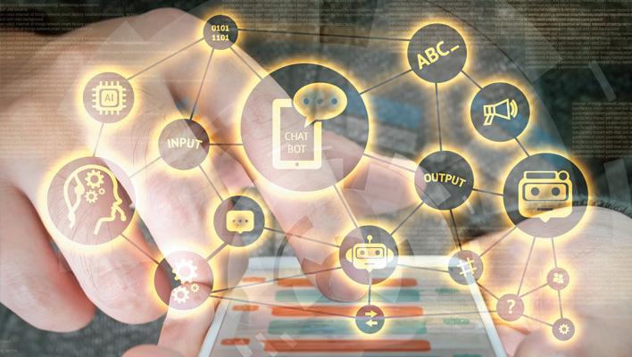 メインビジュアル : 金融商品・サービスの顧客対応に変革をもたらす「AIチャットボット」