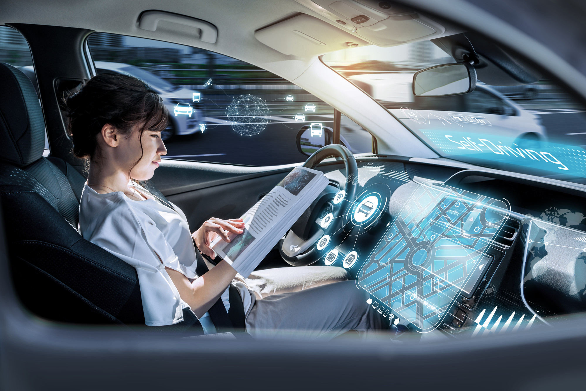 Main visual : What to expect in the automotive industry in 2019