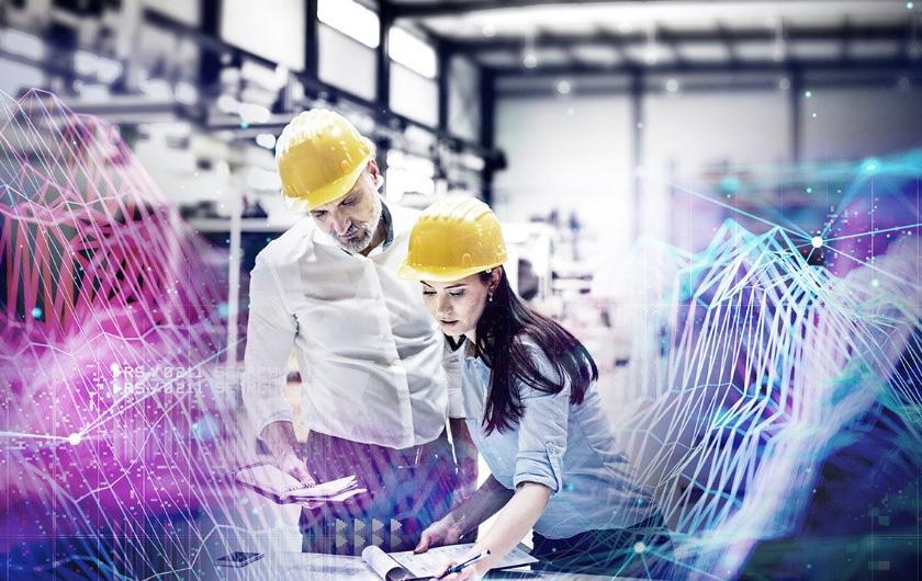 メインビジュアル : 製造業がスマート工場を実現する3つのポイントとは