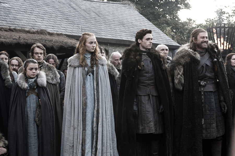 Westeros Revisited: Winter Is Coming