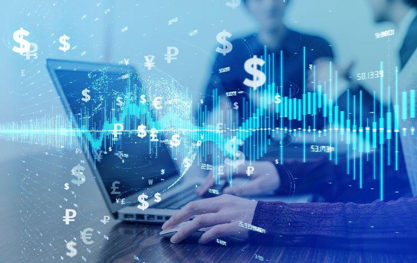 メインビジュアル : フィンテックが拓く未来の資産管理