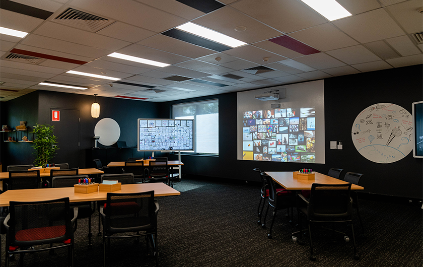 Main visual : Digital Transformation Centre brings Co-Creation to life in Australia