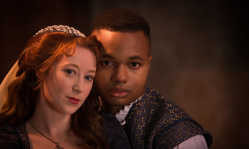 "Shakespeare Tavern brings that great love story, ""Romeo and Juliet."""