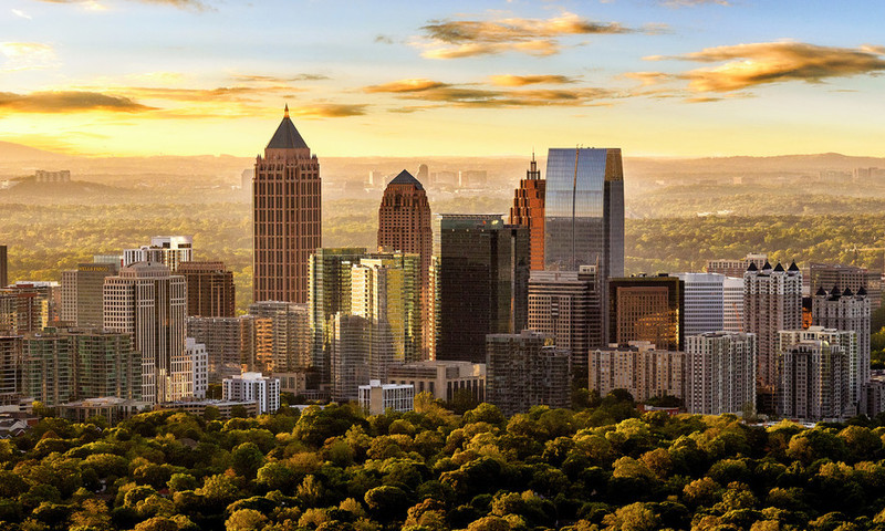 Atlanta's attractions are rolling with the times. See what there is to do in Atlanta this weekend. (📷 Gene Phillips, AtlantaPhotos.com)