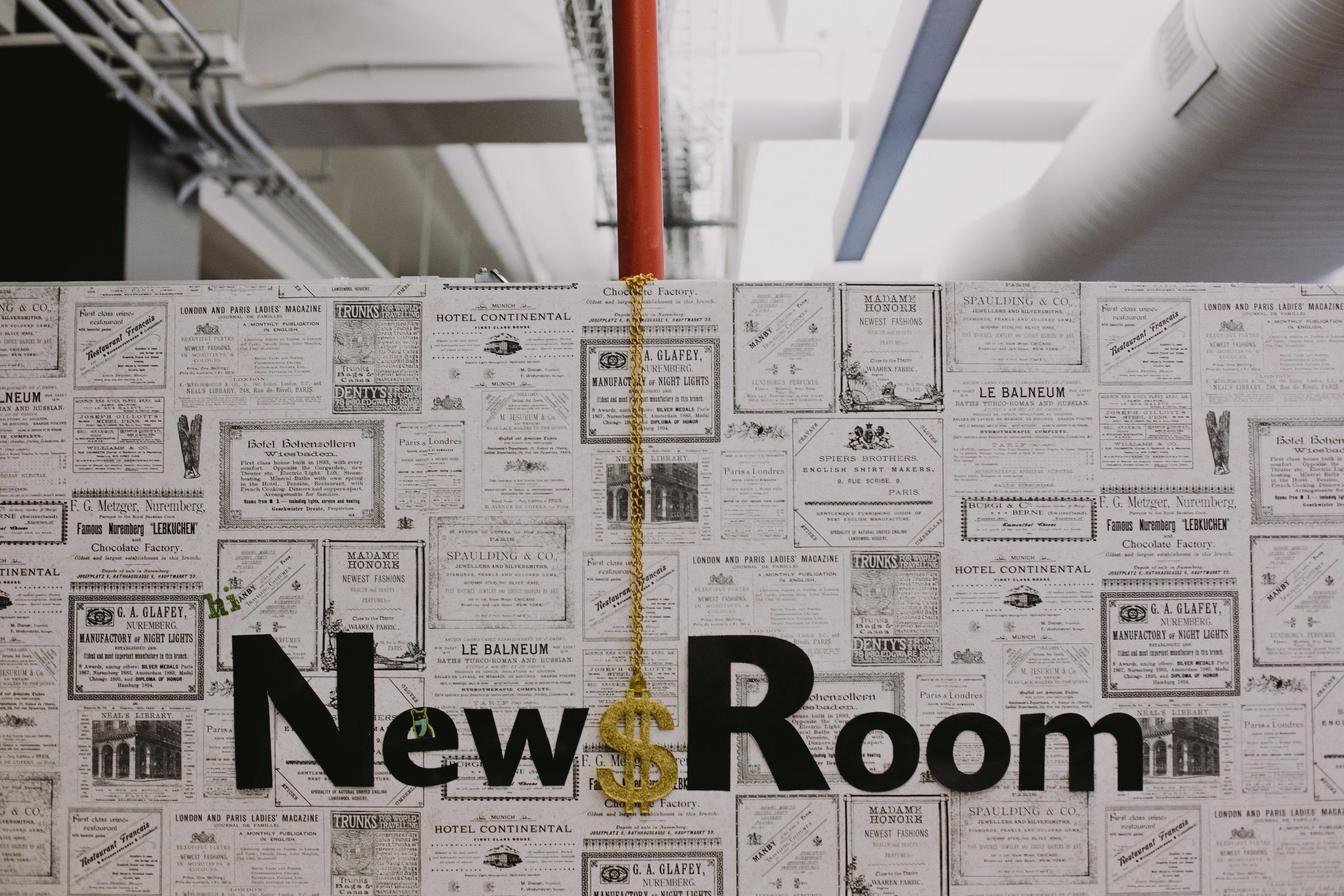 NewsCred Content Marketing News Room