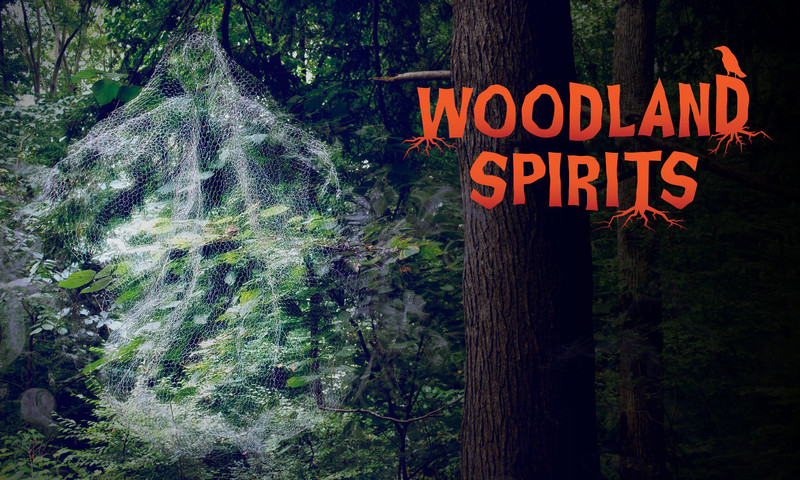 Woodland Spirits is but one of several Halloween events at Fernbank Museum of Natural History.