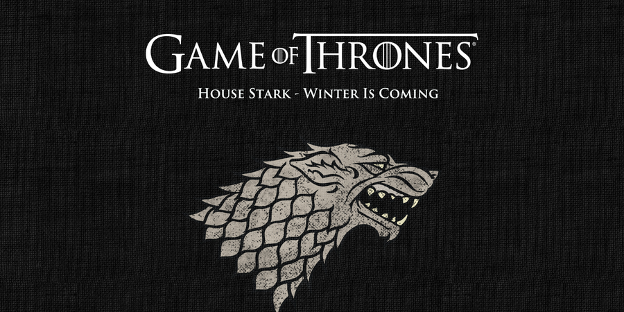 Show Your House Stark Pride!