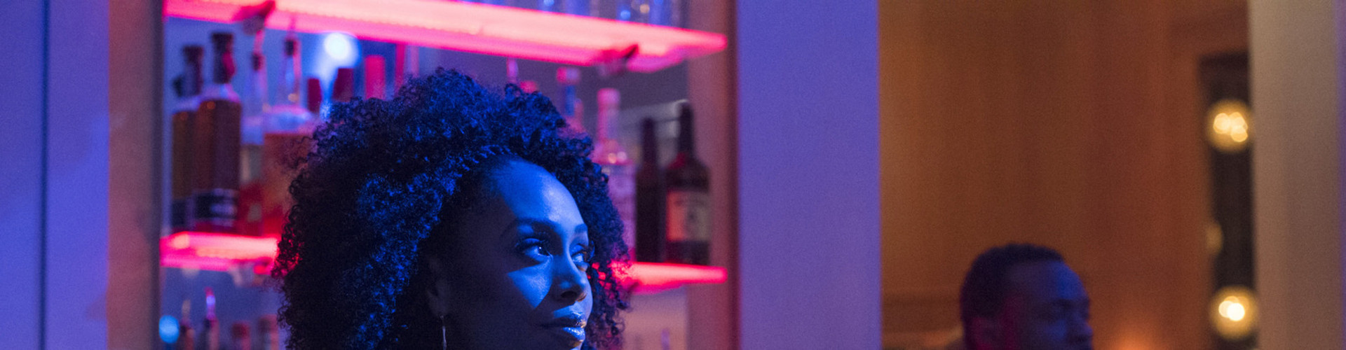 Simone Missick as Misty Knight.