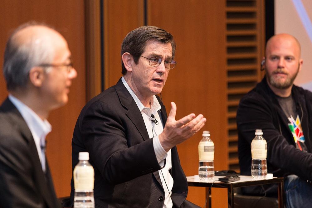 メインビジュアル : 共創でビジネスを変革 オープン・イノベーションの最前線