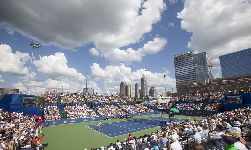 The BB&T Atlanta Open bounces onto the scene in late July. (The Wilbert Group)