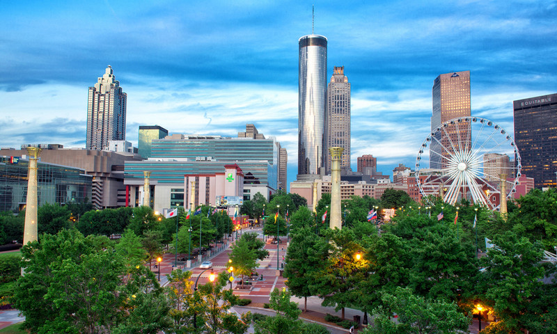 6 Best Views Of The City For First Time Visitors Atlanta Insiders Blog