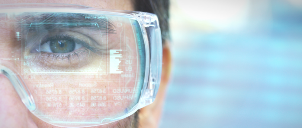 メインビジュアル : ARグラス:ウェアラブルテクノロジーの次なる境地とは