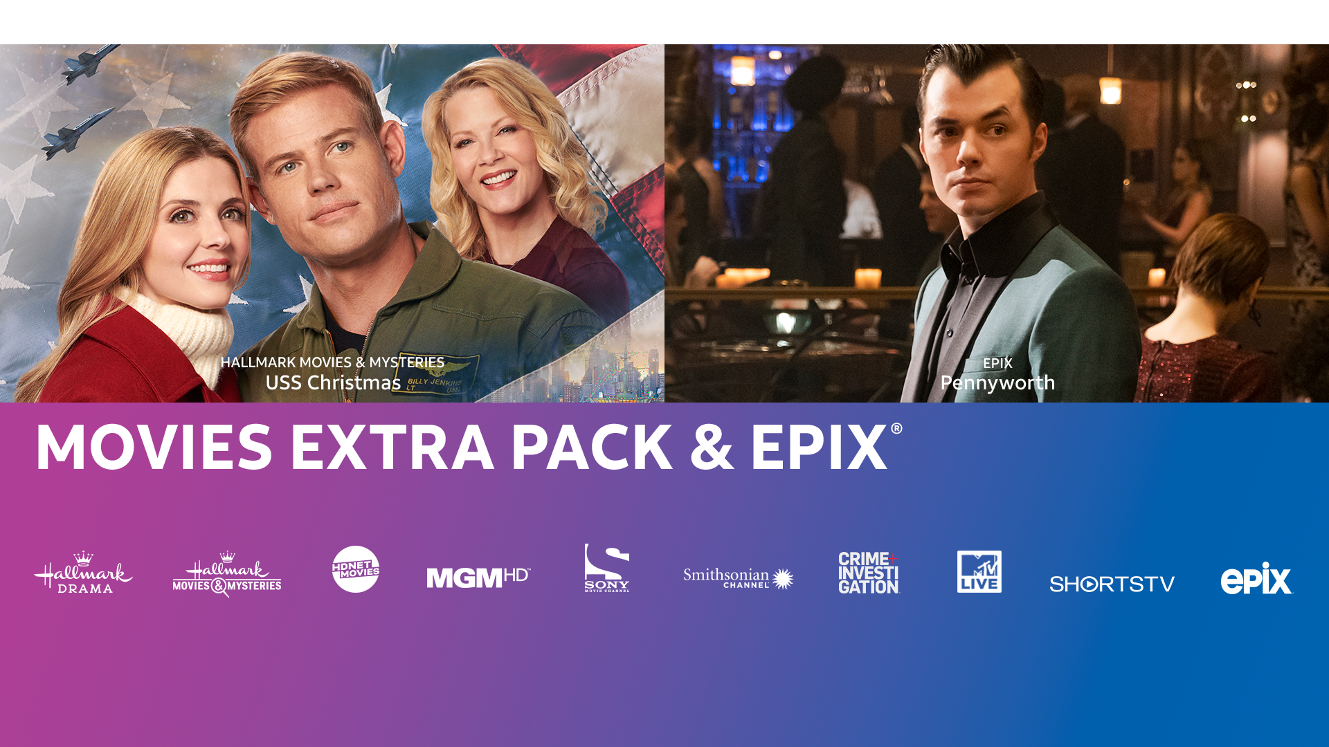Order Movies Extra Pack On DIRECTV for $4.99 and get EPIX FREE For 3 Months