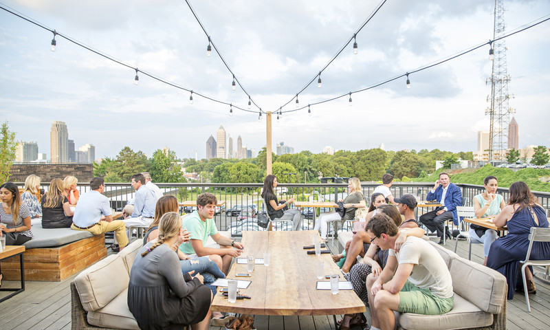 6 Must Visit Atlanta Rooftop Bars Atlanta Insiders Blog