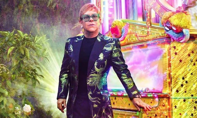 Elton John says farewell to the road on his final tour.