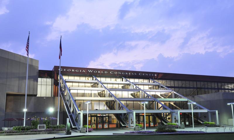 Bigger is better at Georgia World Congress Center