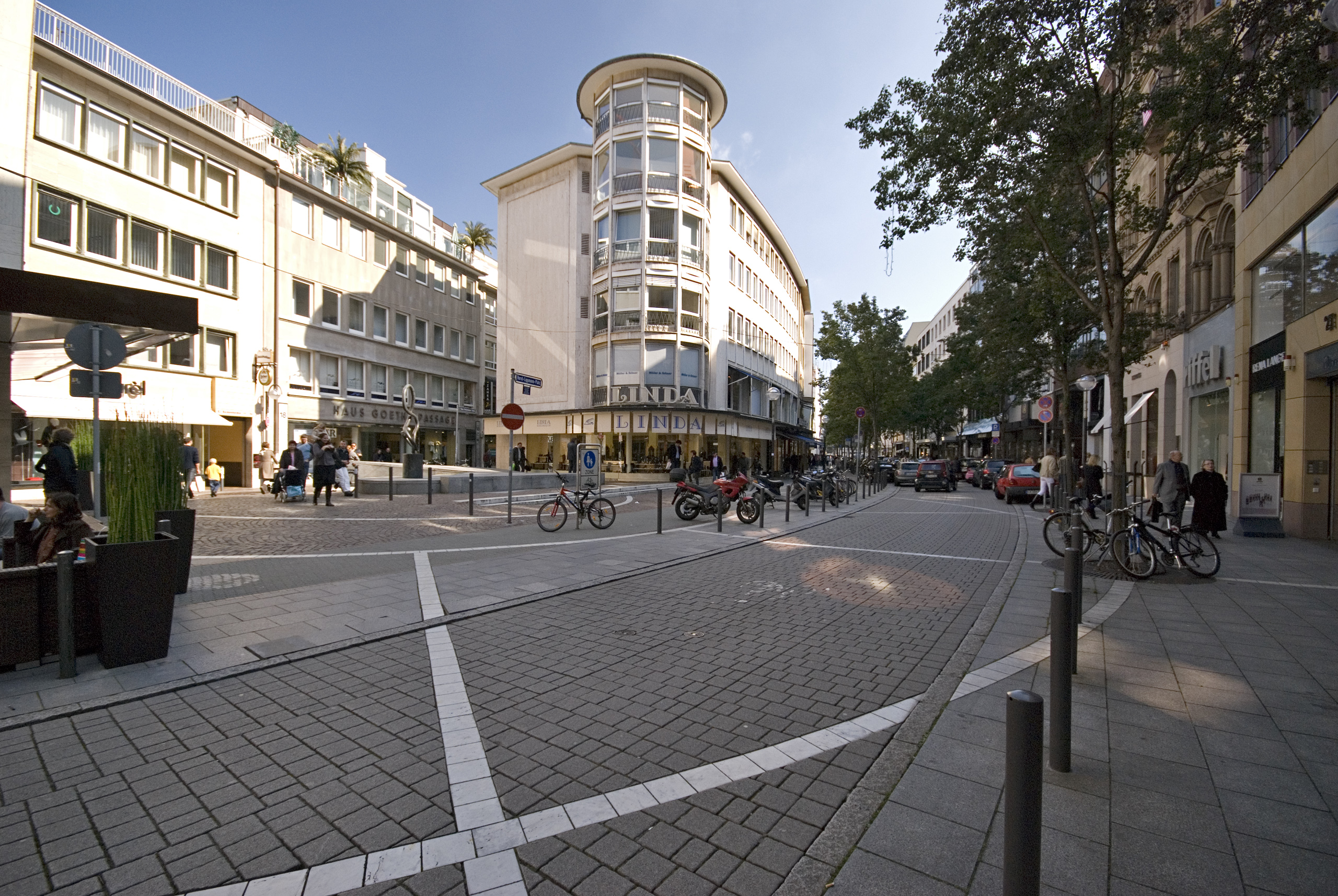 Goethestrasse-Best Independent Shopping