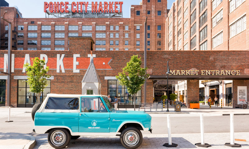 Ponce City Market Meetings Blog