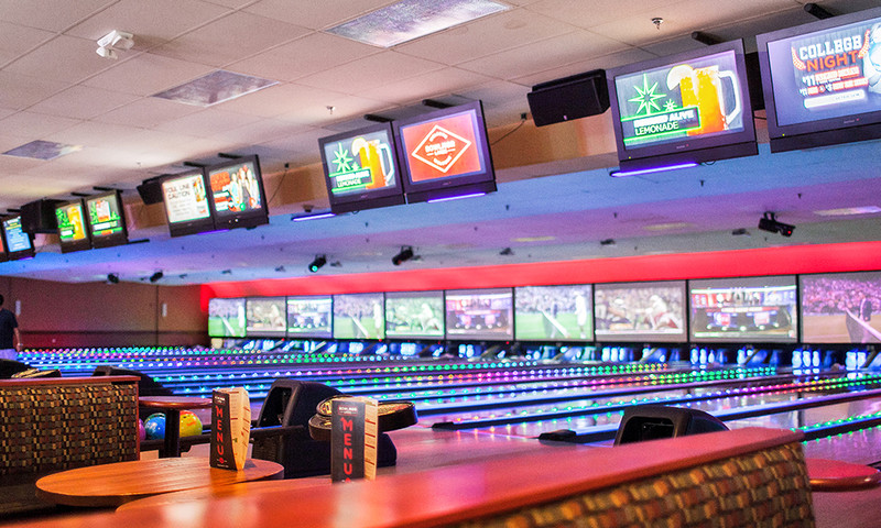 Bowlmor offers great bowling lanes, games, a terrific menu, drinks and a lot of fun.