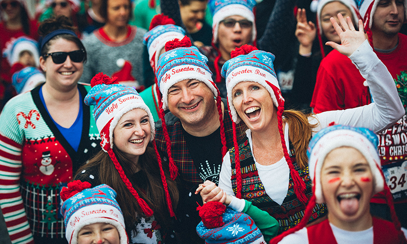 The merriest 5K of the year is coming to Atlanta.