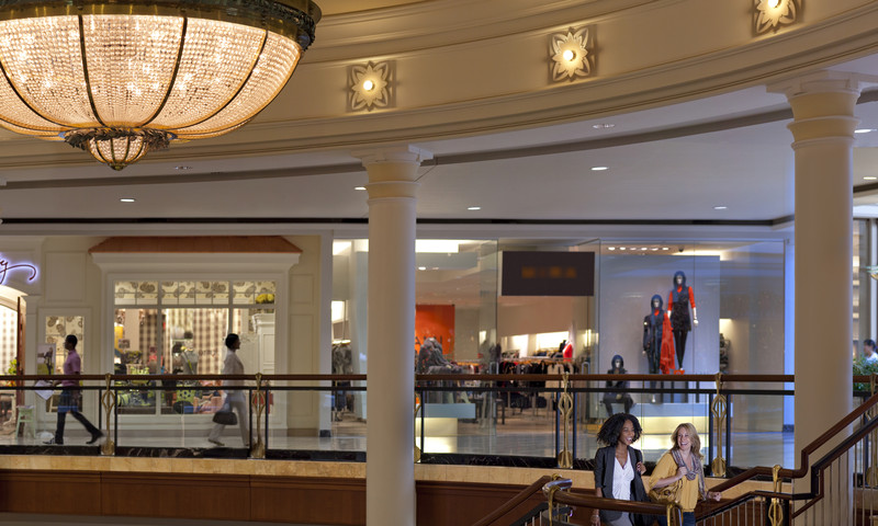 Phipps Plaza has a theater and great holiday shopping before our after the movie.
