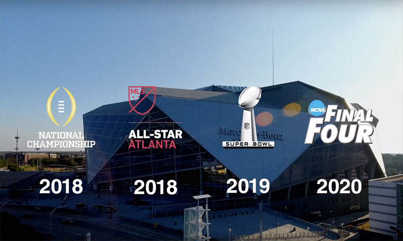 See why Atlanta has such strong potential when it comes to creating a sports-themed meeting, that attendees will love.