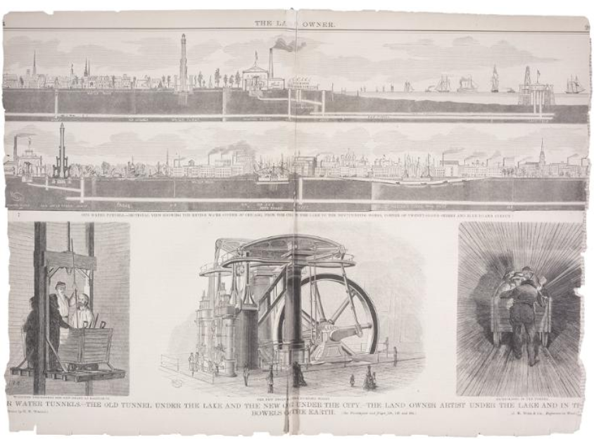 Sectional-View-Water-System-Chicago-Source-Newberry_Library-1871.png