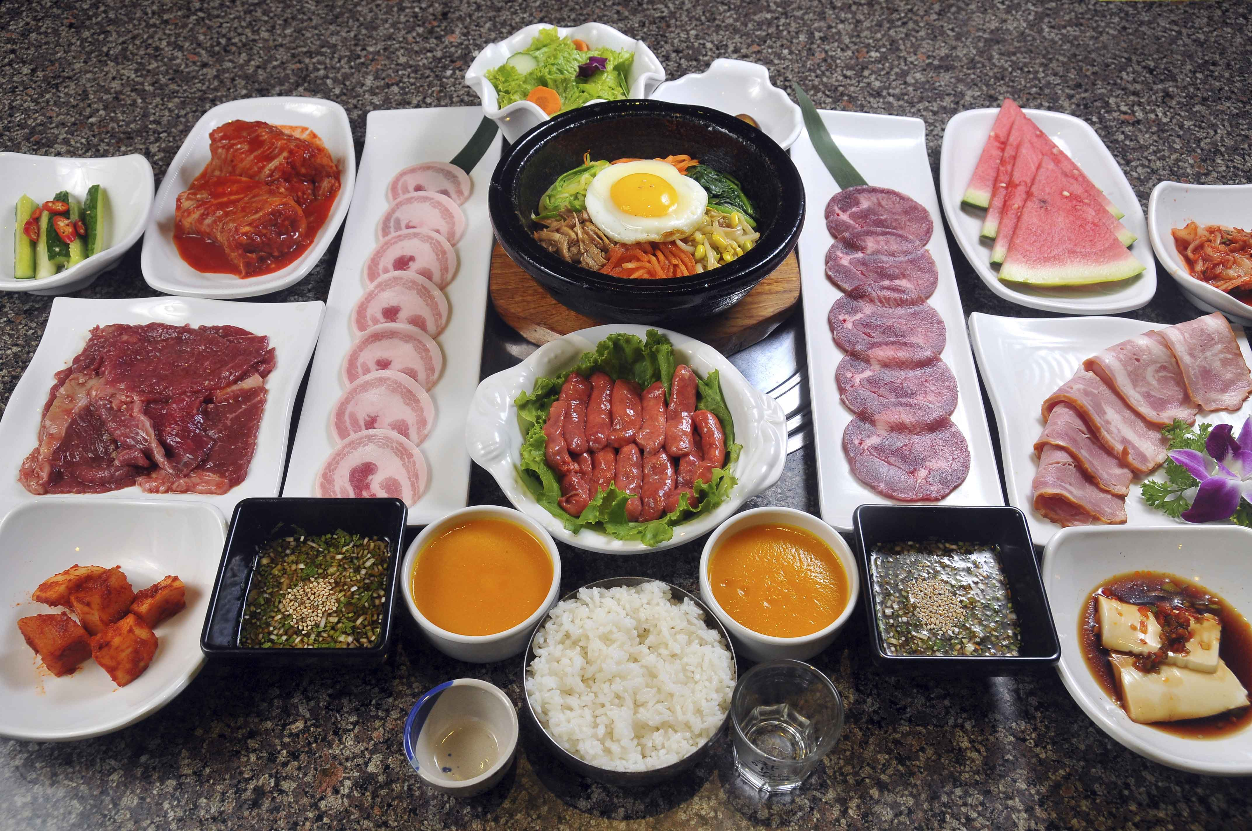 Korean New Year Foods