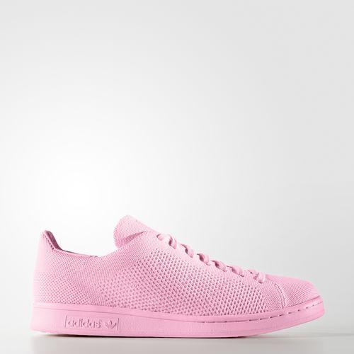 pink adidas stan smiths